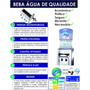 Filtro Purificador De Água Alcalina Ionizada Acqua Primer