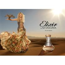 Perfume Elixir By Shakira - Produto Original 80 Ml.