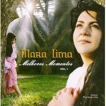 Cd Mara Lima - Melhores Momentos 1 / Playback Incluso.