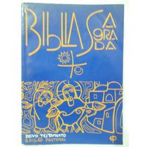 Bíblia Sagrada Novo Testamento - Edição Pastoral