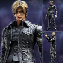 Square Enix Resident Evil 6 Leon S. Kennedy - Play Arts Kai