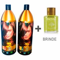 3d Selagem 1500 Ml Unika Profissional + Brinde Oleo De Argan