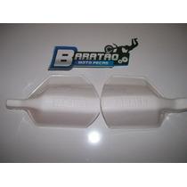 Yamaha Tenere Xt 600 Dt 200 Protetor De Mão E Manete Branco