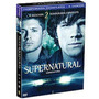 Box Supernatural: 2ª Temporada (6 Dvds) Original E Lacrado