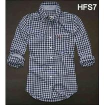 Hollister Camisas Social Feminina Varios Modelos Tamanho P