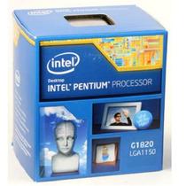 Processador Intel G1820 Celeron 1150 2.70 Ghz Box 4ª Geração