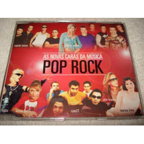 Cd As Novas Caras Da Música Pop Rock