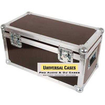 Flight Case Para Acordeon Eagle 120 Baixos