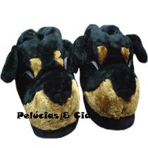 Pantufa Cachorro Rottweiler
