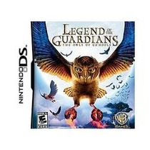 Jogo Legend Of The Guardians The Owls Of Gahoole Nintendo Ds