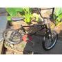 Bicicleta Antiga Monark Bmx Aro 20 - Pintura Original - Rara