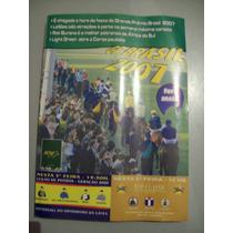Livro Jockey Club Brasileiro - Grande Prêmio Brasil 2007