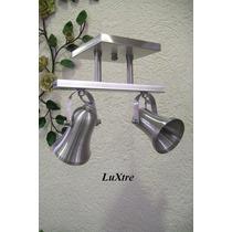 Lustre Cozinha Spot Trilho Sala De Jantar Banheiro Aluminio