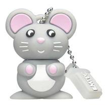 Pendrive The Zoo Range Mouse 2gb Usb 2.0 Flash Drive