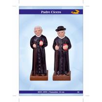 Imagens De Santos Católicos - Padra Cícero De Borracha.