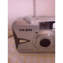 Camera Digital Tron Digitron.200 Estado De Nova, Barata/boa.