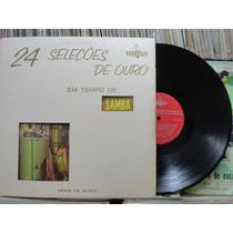 Orquestra Pereira Dos Santos Côro Tempo Samba Lp Caravelle
