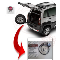 Fechadura Estepe Idea Adventure Novo Original Fiat