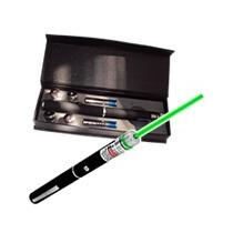 Caneta Laser 5000mw Lanterna Pointer Verde Green Alcança 8km