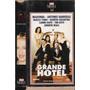 Vhs (+ Dvd), Grande Hotel - Tarantino, Madonna, Banderas Etc