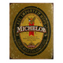 Placa Decorativa Michelob Grande