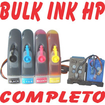 Bulk Ink Hp 662 Impressora Deskjet Ink Advantage 2516 3516