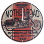 Relógio De Parede Mother Road Usa