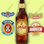 Adesivo Personalizado Para Garrafas De Cerveja - Festas