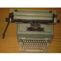 Máquina De Escrever Olivetti Funcionado