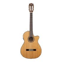Violão Clássico Fender Cn 240 Sce Thinline Nylon