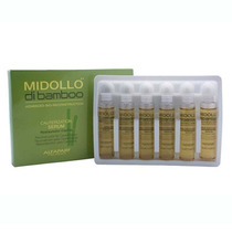 Alfaparf Midollo Di Bambu Cauterização Serum. 6 Un De 15 Ml.