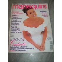 Gabriela Duarte - Manequim Nº 424 De 04/95 - Sem Moldes