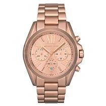 Relógio Michael Kors Mk5503 Rose Gold Original, Com Garantia