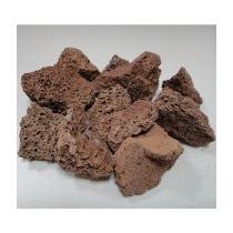 Pedras Vulcanicas Marrom - 2 Kg