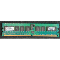 Memoria Kingston 2gb 2rx4 Pc2-5300p Ddr2 667mhz Cl5 Ecc