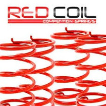 Molas Esportivas Red Coil Fox / Polo