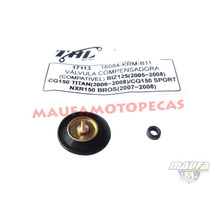 Diafragma Carburador (valvula Compensadora) Cg150 Sport