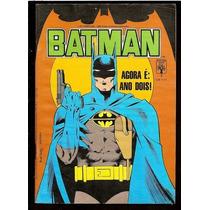 Batman Nº 7 - 2ª Série Da Editora Abril - Heroishq
