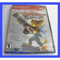 Ratchet Clank Ps2 Playstation 2 Original Lacrado God Of War