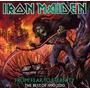 Cd Iron Maiden From Fear To Eternity - Duplo Novo Lacrado