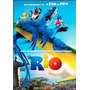 Dvd Original Do Filme Rio