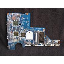 Placa Mae Hp G42-371br 632184-001 Da0ax2mb6f0 Garantia