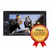 Dvd H-buster D-3000 Double Din 6,1/ Bluetooth+usb+mp3+gps- 4