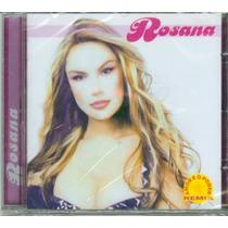 Cd Rosana - Rosana - 2003 - Lacrado - Amor E Poder Remix