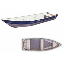 Barco De Aluminio 4,2m - Aruak420 - 4,20m