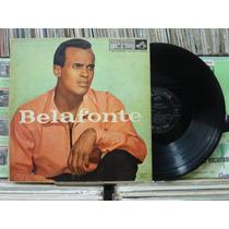 Belafonte Waterboy Suzanne - Lp Rca Victor Alta Fidelidade
