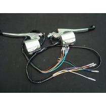 Punhos De Comando Honda Cg Bolinha / Ml125