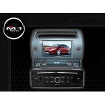 Central Multimidia Citroen C4 Kit Dvd Original Completa