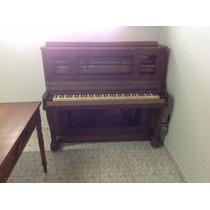 Piano De Armário Bluthner Antigo