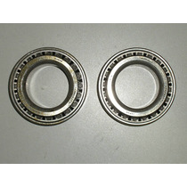 Kit De Rolamento Da Caixa Diferencial Gm S-10/blazer 97 Á 99